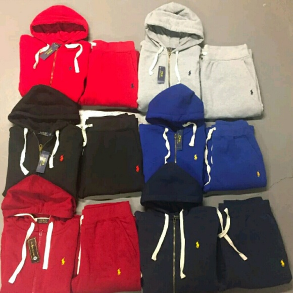 Polo By Ralph Lauren Other Polo Sweat Suits Poshmark